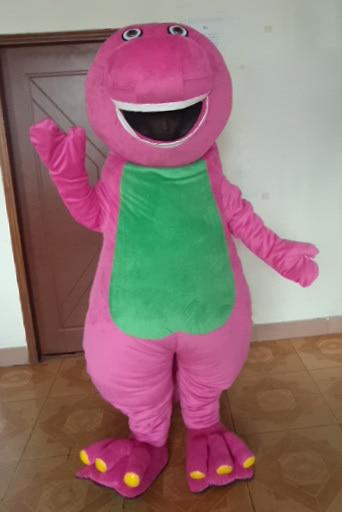 costume dinosaur barney Adult