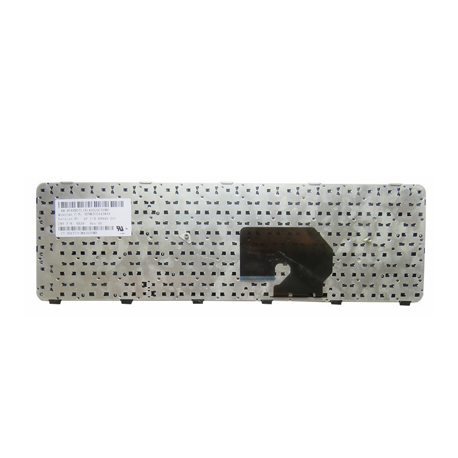 Image 3 - GZEELE FOR HP Pavilion DV7 6100 DV7 6200 DV7 6000 dv7 6152er RU Hpmh 634016 251 639396 251 634016 251 russian Laptop keyboard RU-in Replacement Keyboards from Computer & Office on