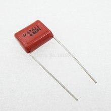 Новый 10 шт./лот 470nf 474 450 В CBB полипропиленовой пленки конденсатор шаг 15 мм 474 470nf 450 В CBB Конденсаторы