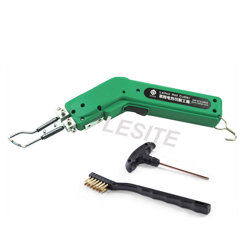 Rope Cutter Webbing Cutter Foam Cutting Knife Electric Heat Cutter Hot Knife craft hot knife styrofoam cutter 1pc 10cm pen cuts foam kt board wax cutting machine electronic voltage transformer adaptor