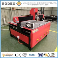 3 axis cnc router machine for advertisement from Jinan