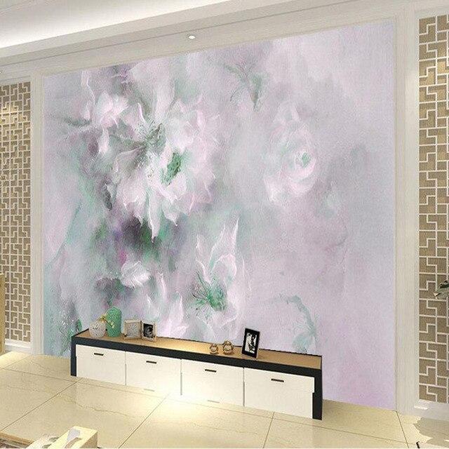 3D Geprägte Abstrakte Foto Tapeten HD Wandbild für Wohnzimmer ...