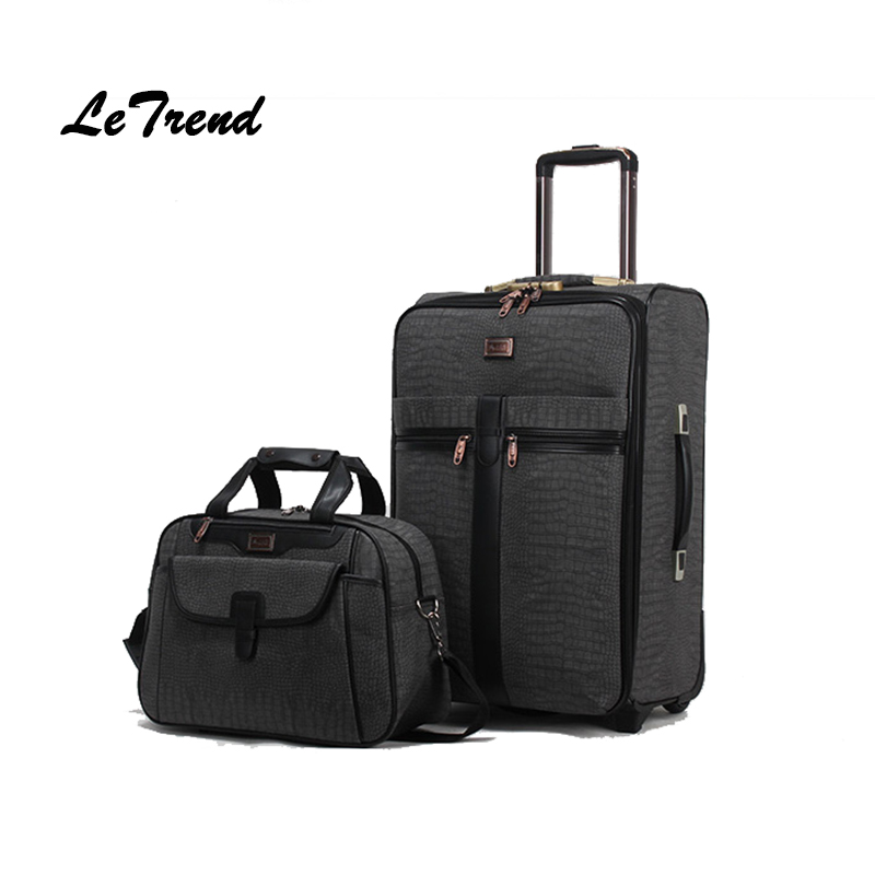 Online Get Cheap Leather Travel Bag Wheels -Aliexpress.com ...