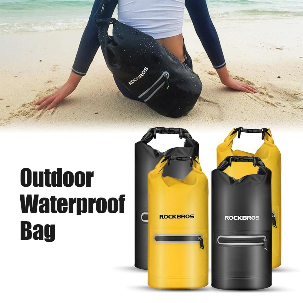 20L Waterproof Outdoor Bag Floating Dry Bag Boating Kayaking Canoeing Waterproof Sack Bag Travelling Camping Hiking Dry Bag