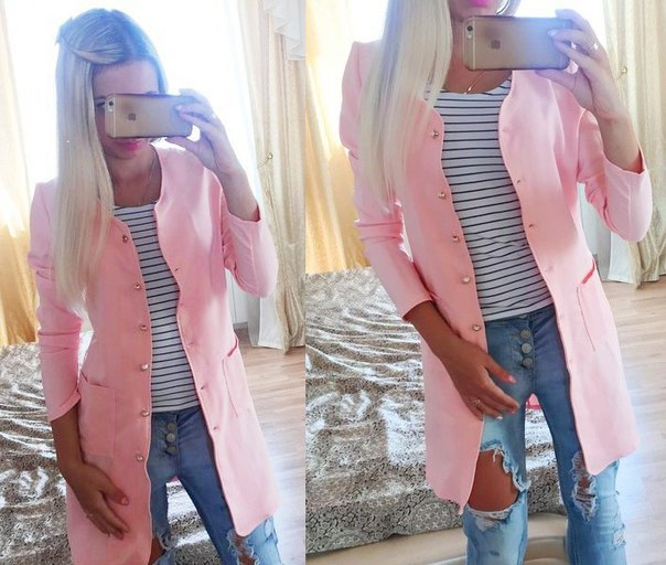 Autumn Winter Maternity Cardigan Pregnant Clothes Solid Color Big Pockets Cotton Coat Simple Cardigan Outerwear For