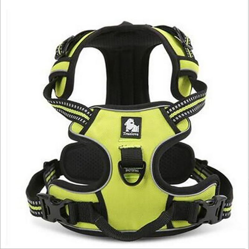 2018 Di Grandi Dimensioni Del Cane Del Gatto Pet Panno Di Nylon Cablaggio Del Cane Della Maglia Confortevole Pet Professionale Di Moda Rosso A Prova Di Proteggere Cablaggio Xs-xl