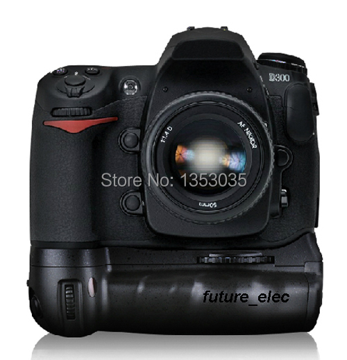 Original Nikon batería mango mb-d10