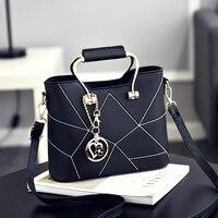Sac A Main Women Bag Leather Handbags Messenger Bags Luxury Designer Fashion Handbag Bolsa Feminina Bolsos