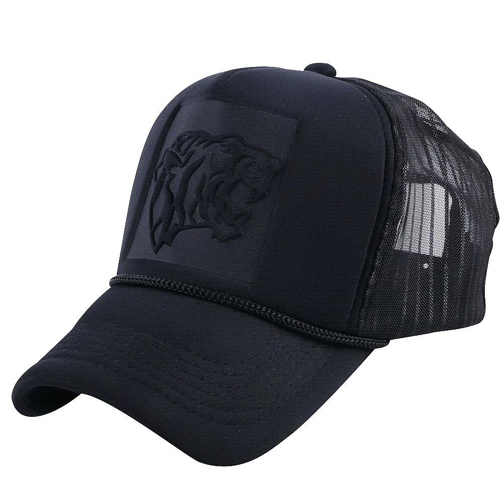 34ff08d95 men women fashion summer baseball cap solid colorful outdoor sports mesh  cool snapback hats for adult