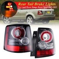 Для Land Rover Range Rover Sport 2005 2013 2007 2006 для 1 пара задние тормозные огни бампер отражатель задний тормоз Стоп сигнал