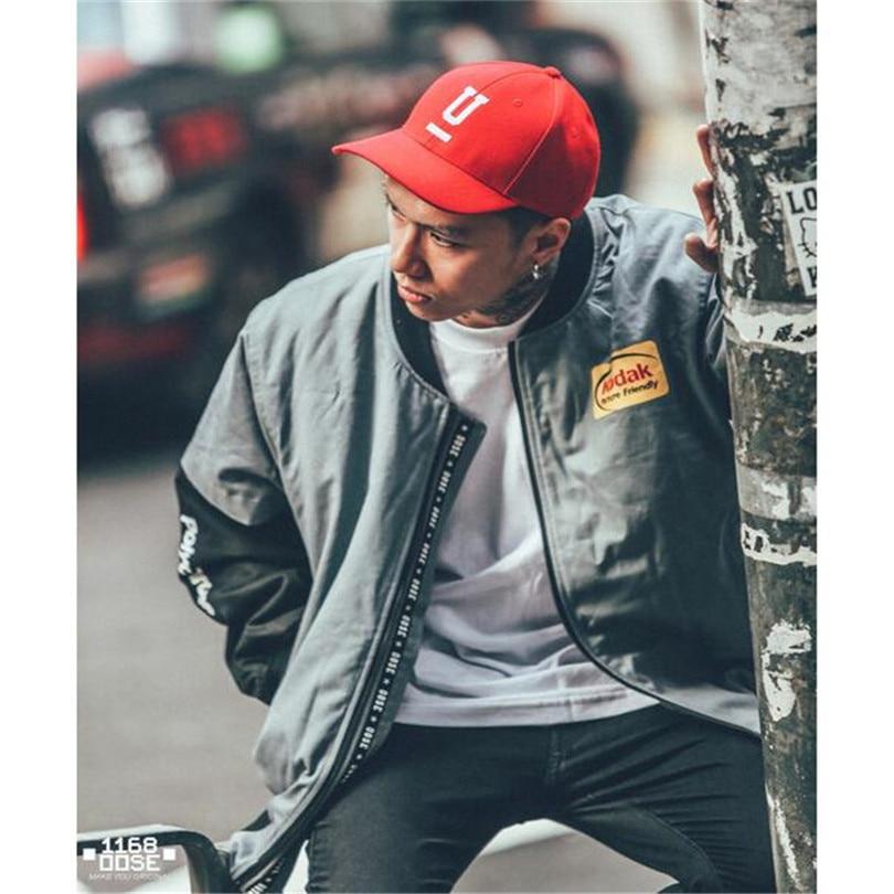 Gkgz Japanese Hip Hop Style Ma1 Bomber Jacket Harajuku Pilot Street Pressure Kodak Jackets Men Women Cloak Brand Clothes
