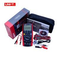 UNI T UT71A UT71B UT71C UT71D UT71E Интеллектуальные цифровые мультиметры AC DC Ток Напряжение true измеритель переменного тока мультитестерный амперметр