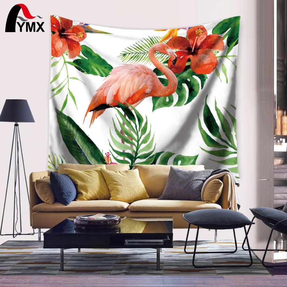 Гобеленові крани Фламінго друк - Домашній текстиль - фото 6