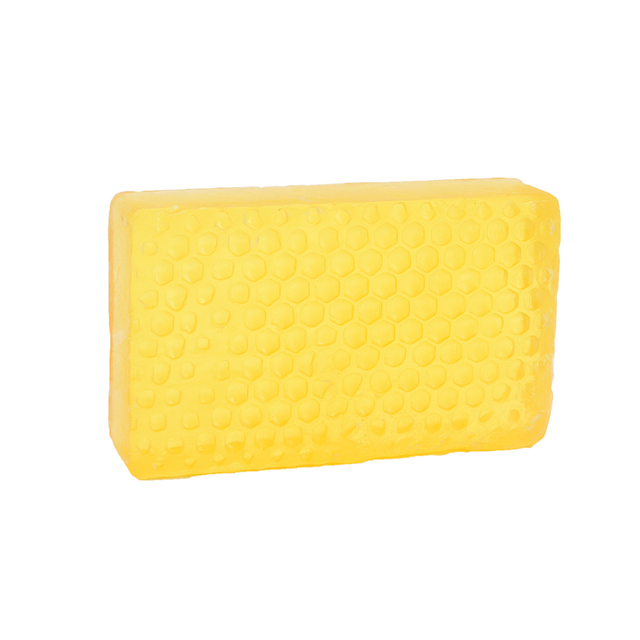 1PCS New 100% Handmade Whitening Peeling Glutathione Arbutin Honey Kojic acid Soap 4