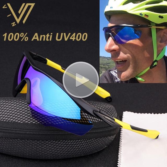 PROSOOL Men' s Sunglasses for Biking Fishing Running Driving Golf Sunglass Men Lentes Gafas Oculos De Sol UV400 2017 New