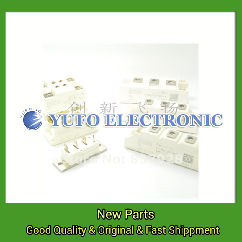 Free Shipping 1PCS SKM195GAL126D SEMIKRON power modules new original YF0617 relay saimi controlled semikron skkt162 18e new original scr modules
