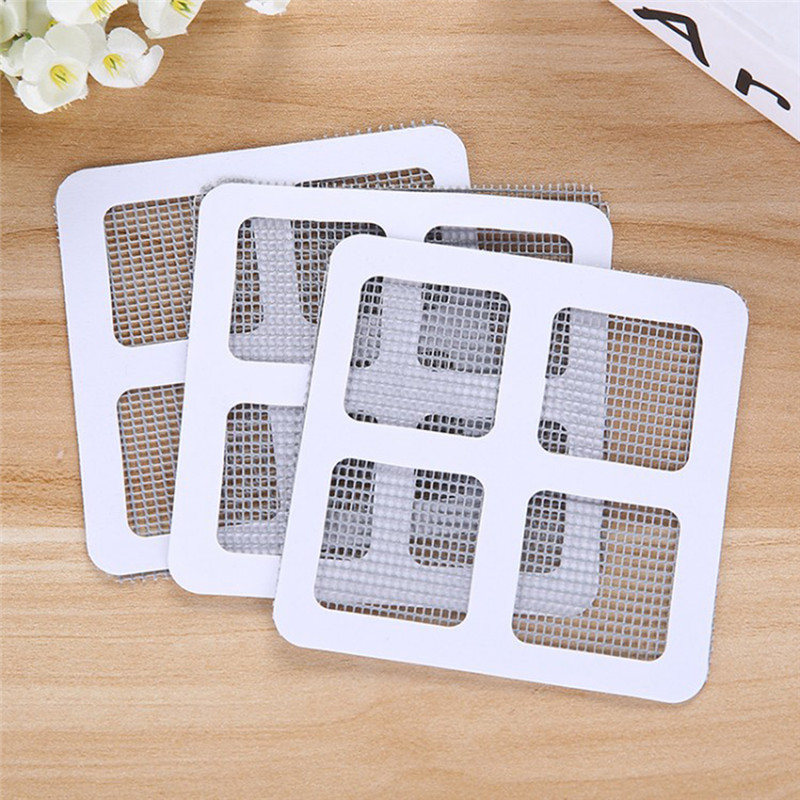 3/9pcs Fix Net Window Screen Patch Strong Adhesive Anti Mosquito Fly Bug Insect Screen Door Repair Patch Stickers Screen