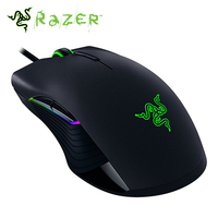 Original Edition Wired Gaming Mouse 16000 DPI 5G Optical Sensor Left and Right Bo3th Hand Gaming Mouse Razer Lancehead Tournamen