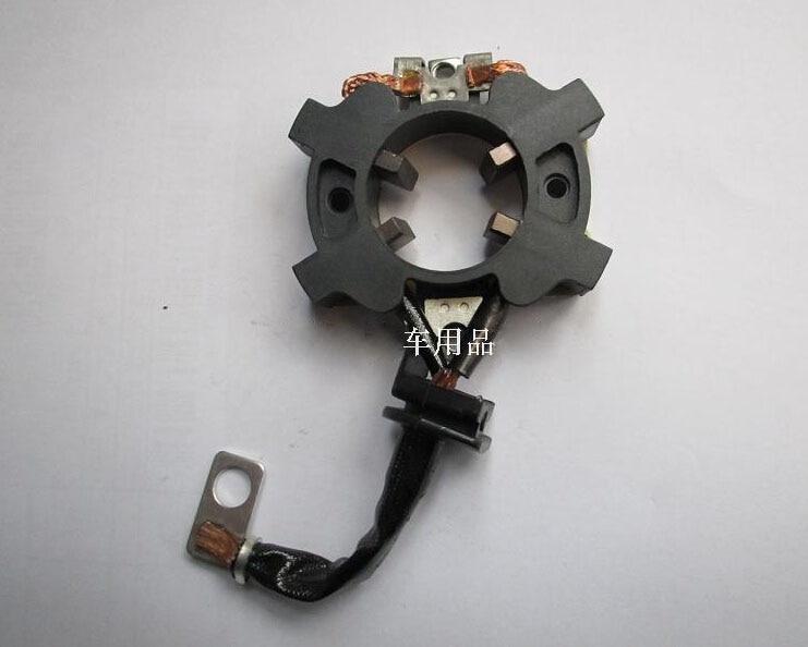 Electric Starter Carbon Brushes Holder For Mitsubishi Ford Mondeo Focus Mazda M6 Starter Motor(Size:53*39mm)