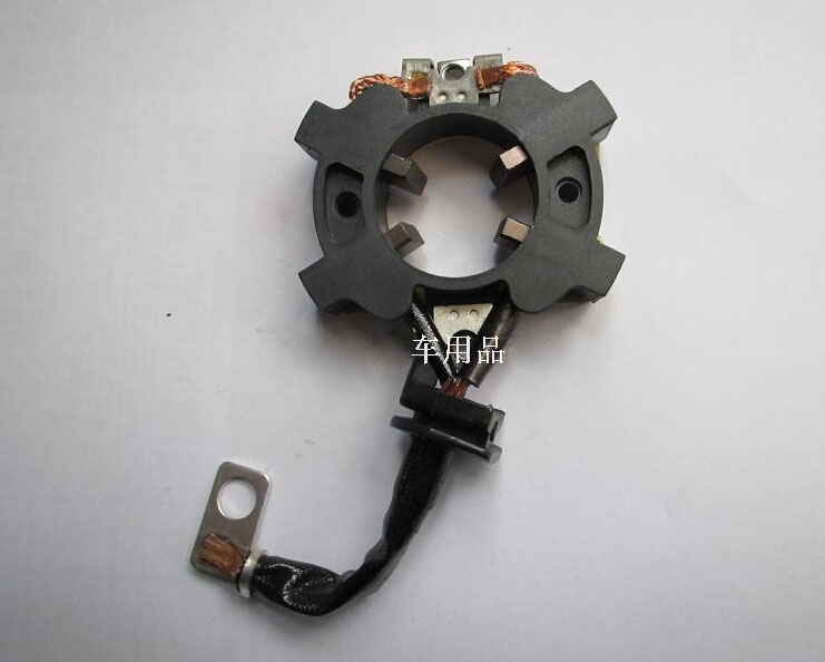 Suporte elétrico das escovas do carbono do acionador de partida para o motor de partida do foco mazda m6 de mitsubishi ford mondeo (tamanho: 53*39mm)