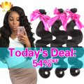 Malaysian Virgin Hair Afee Hair Products Malaysian Body Wave 4Pcs Unprocessed Virgin Human Hair Weave Malaysian Body Wave Hair