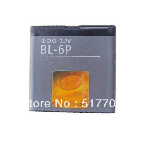 ALLCCX high quality mobile phone battery BL-6P for <font><b>Nokia</b></font> 6500C 7900 <font><b>6500</b></font> 7900 7900P with good quality image
