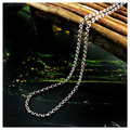 New Arrival Women Accessories! 925 Sterling Silver Handmade Jewelry.Classic Design Easy Match Chain Necklace Best Gift