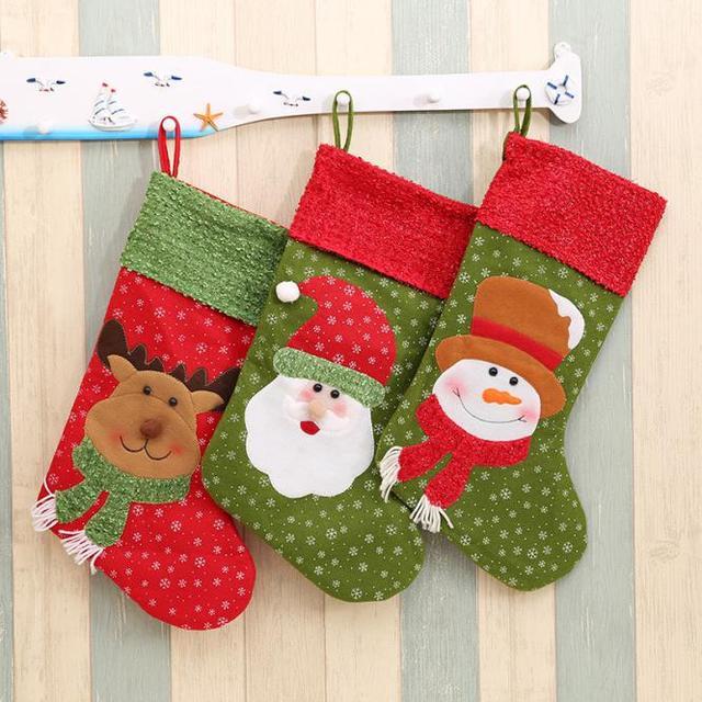 Aliexpress.com : Buy 2pcs/set 3 Patterns Christmas Decoration For ...