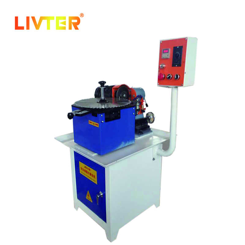 LIVTER brand fully automatic style sharpening machine for TCT saw