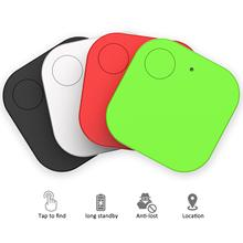 yooap Mobile Finder Wallet Finder, Bluetooth Pet Tracker Wallet Baggage Tracker Anti Lost Reminder for Android and iOS (4pcs) цена