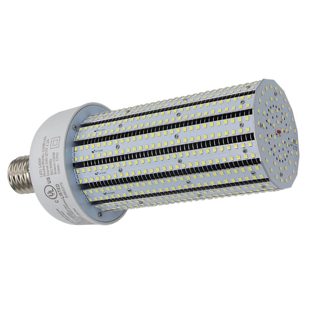 120W LED Corn Light Bulb 5000K Daylight Large Mogul E39 ...