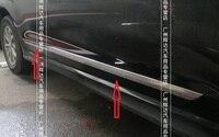 Chrome Body door Side Molding cover trim for Mitsubishi Asx RVR Outlander Sport