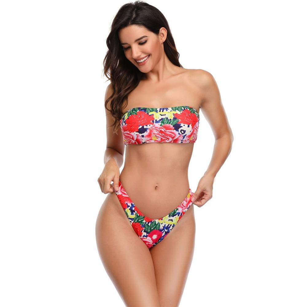 <font><b>2019</b></font> swimwear on women swimsuit set <font><b>sexy</b></font> swimming bathing suit for women sleeveless swim wear <font><b>maillot</b></font> <font><b>de</b></font> <font><b>bain</b></font> two pieces sets image