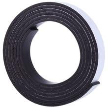 1 м резиновая магнит 10*1,5 мм самоклеющиеся гибкий магнитный Прокладки Резиновые Магнит ширина ленты 10 мм толщина 1,5 мм