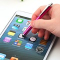 Aluminum/Plastic Light Weight High Quality Universal Capacitive Touch Stylus Pen for iPad iPhone All Mobile Phones Tablet