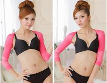 new Women Shoulder belt Shaper Arm Slimming Control Belt Long Sleeves Slimmer Girdle Shapewear