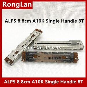 Image 1 - [BELLA] Японские Альпы 8,8 см 88 мм миксеры потенциометры A10K с одной ручкой 8T 8MMT 10 шт./лот