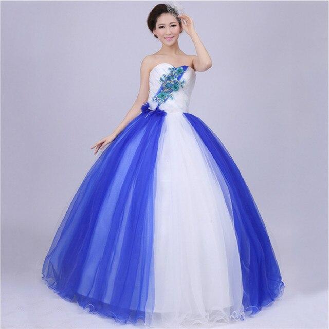 Envío libre yiiya nuevos colores vestido de 2017 vestidos de novia ...