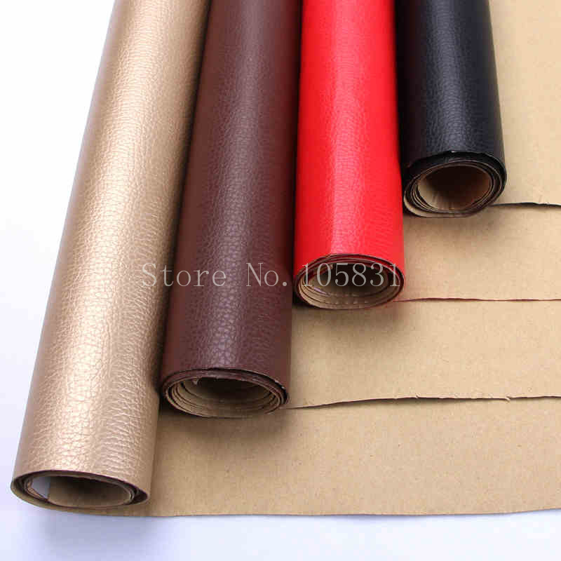Sofa Leather Fabric , Self Adhesive Seal Upholstery Car Interior Repair Leather Patches Cloth , Soft Bag Back Super Glue Leather