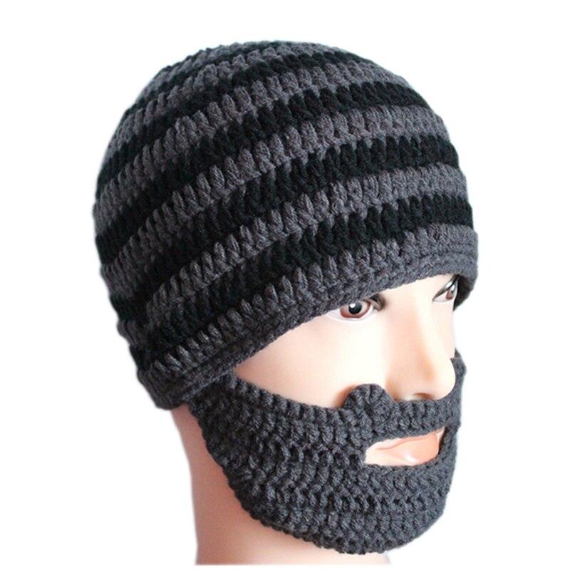 Envío libre caliente 2018 creativa barba novedad hecha a mano de las ...