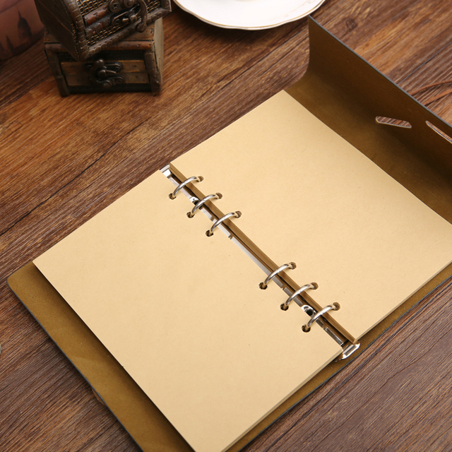 Винтажный блокнот дневник