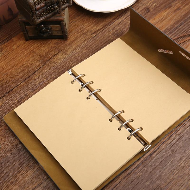 Ретро спіраль блокнот щоденник - Блокноти та записні книжки - фото 5