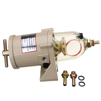 Heating Fuel filter water separator plastic No original Racor Turbine 500FH/H diesel engine Replacement 2010PM