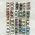 120 UNIDS DE SILICONA Dental pulido Burs pulidores De Goma 2.35mm vástago