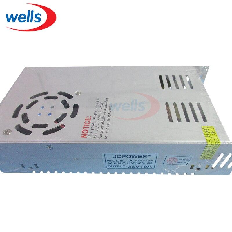 36 V 10A 300 W AC/DC Universal Alimentation À Commutation Régulée