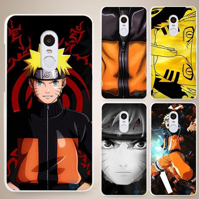 Naruto Hard Phone Case Cover for Redmi