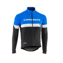 Cycling Jersey 2017 Orbea Pro Team Long Sleeve maillot ropa ciclismo MTB bike clothes Men cycle clothing Sportwear I12