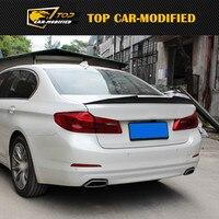 Бесплатная доставка F52 производительность Стиль автомобиля углеродного волокна задний багажник спойлер крыло для BMW F52/E92/E90/F16/E71/F10/F06/F30