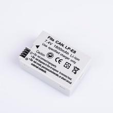 Baterias para Canon 1800 Mah Lp-e8 LP E8 Lpe8 Bateria DA Câmera Recarregável Eos 550d 600d 650d 700d Rebel T2i Kiss X4 X5 X6i X7