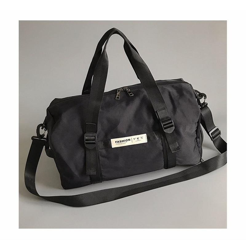Women's leisure travel bag multi-function large capacity men's fitness swimming bag